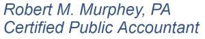 Robert Murphey, PA Logo